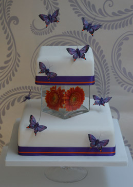 wedding cakes edinburgh